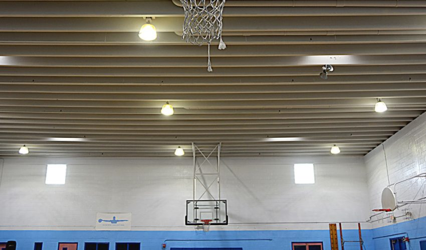 Boys and Girls Club – School Gymnasium