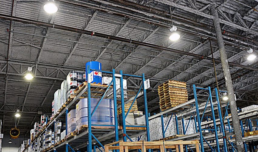 PPG Paints – Commercial Warehouse