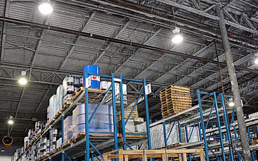 LED Commercial Lighting Warehouse Florida