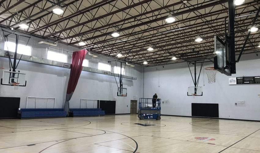 YMCA Gym – Commercial Retail