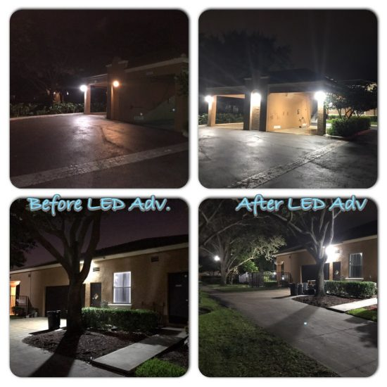 Alvista Pembroke Landings – Commercial Lighting