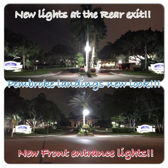Alvista Pembroke Landings – Commercial Lighting
